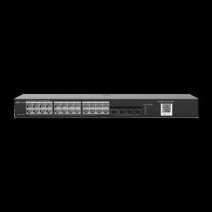 RG-NBS3100-24GT4SFP 24-Port Gigabit L2 Managed Switch
